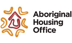 Aboriginal Housing Office Logo
